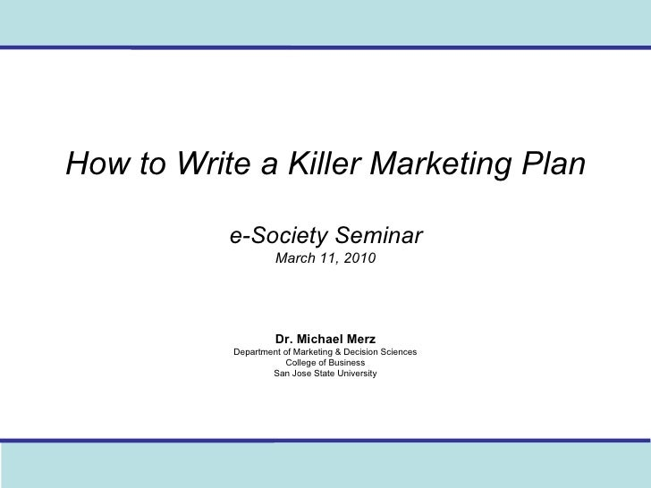 How to Write a Product Analysis