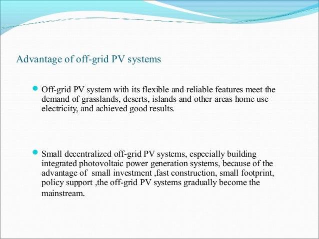 Mme Solar Off Grid Amp On Grid Solar System