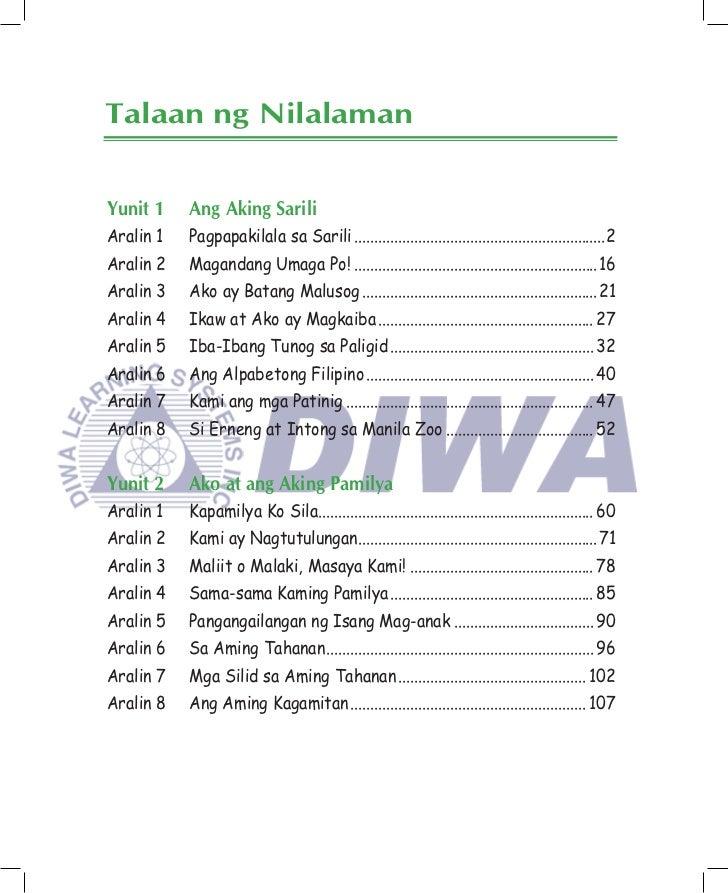 Alpabetong Filipino Worksheet For Grade 1 : Masayang mundo ng filipino kinder