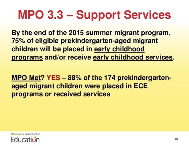 Tcu Instructional Services : Migrant education program coordinators meeting