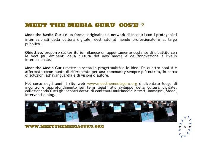 mgm digital communication meet the media guru