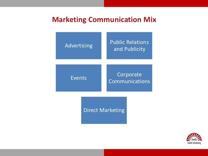 The Hotel Marketing Mix