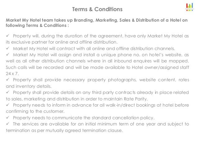 Booking terms and conditions template gallery template for Booking terms and conditions template