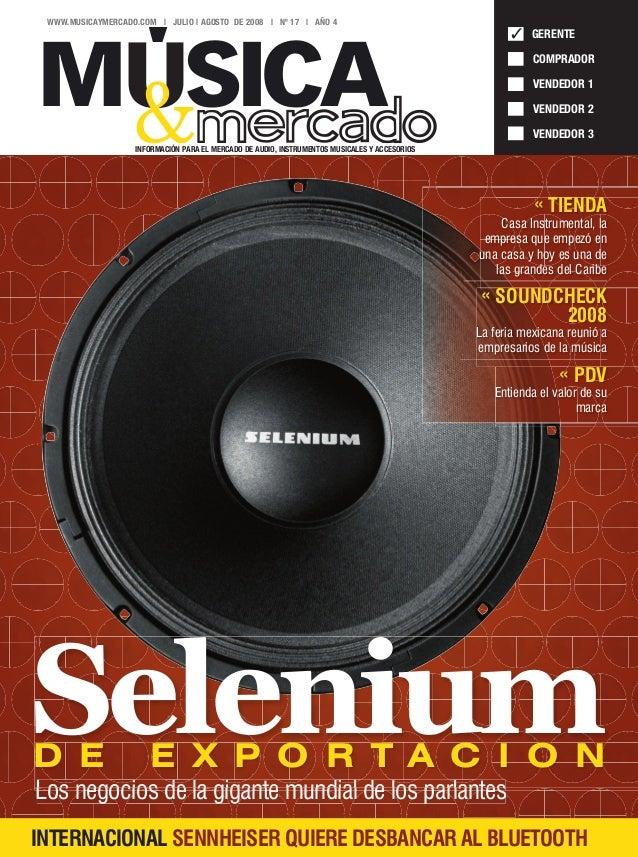 Musica & Mercado Revista #17