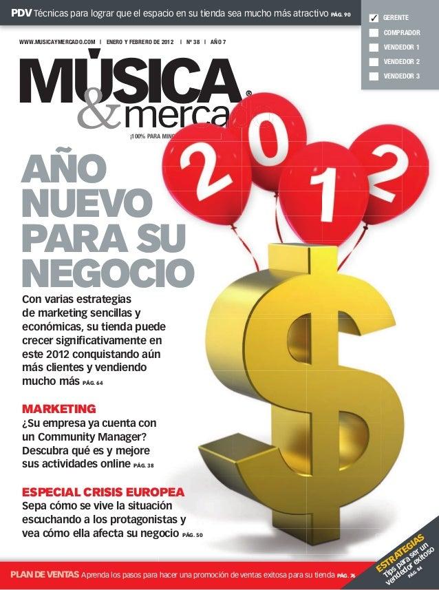 Musica & Mercado #38