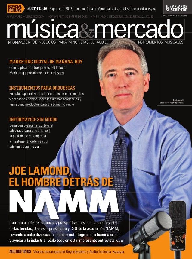 Musica & Mercado #43