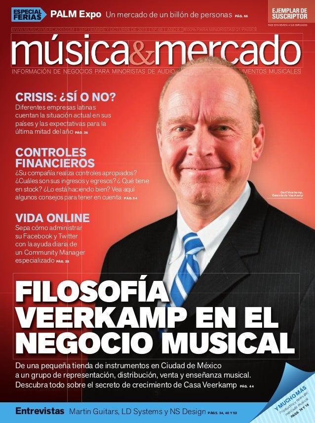 INFORMACIÓN DE NEGOCIOS PARA MINORISTAS DE AUDIO, ILUMINACIÓN E INSTRUMENTOS MUSICALESINFORMACIÓN DE NEGOCIOS PARA MINORIS...