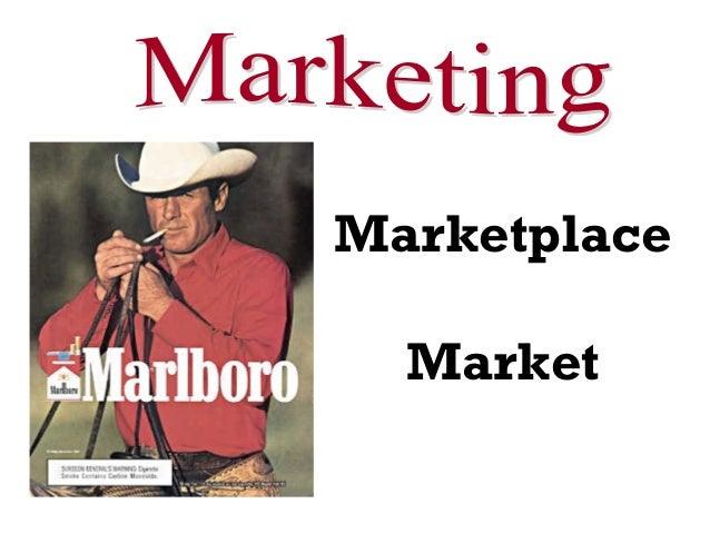 Marketplace Market