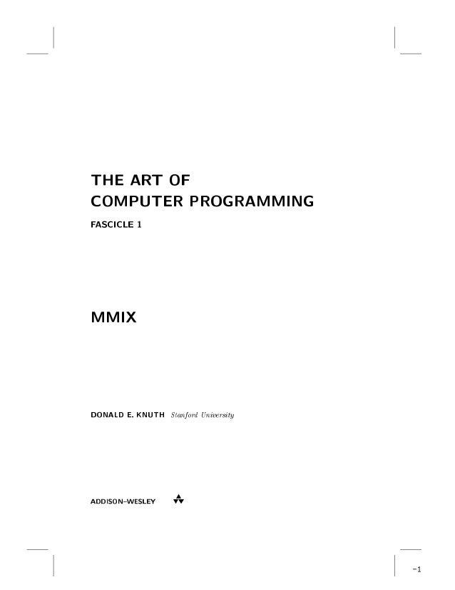 programming an art