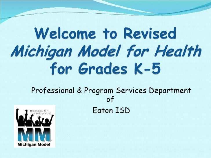 Professional & Program Services Department of  Eaton ISD