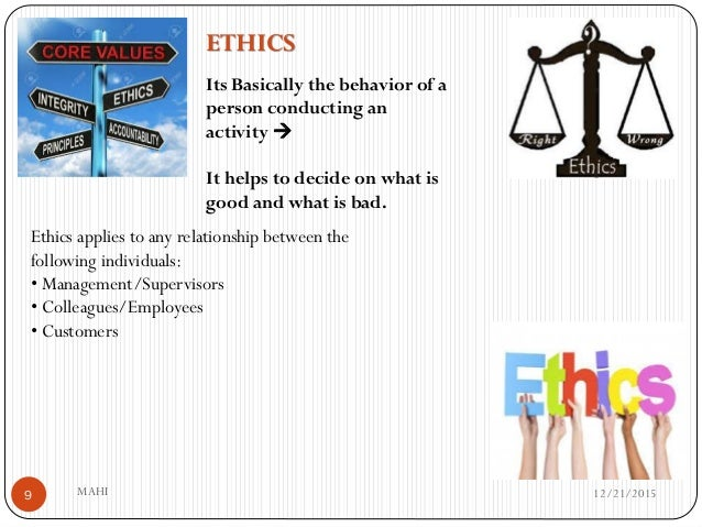 mmk core values and work ethics    integrity    healthy