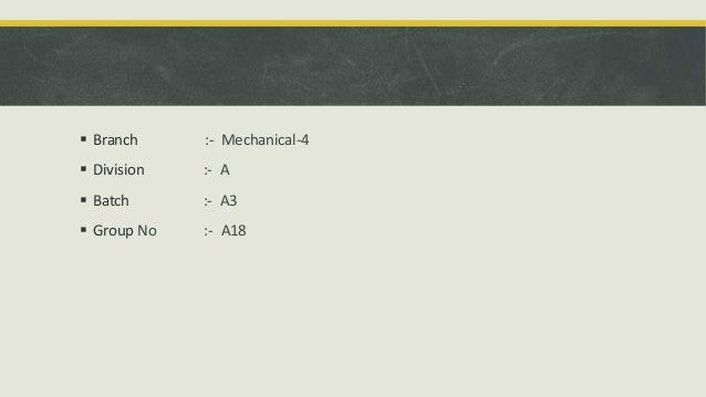 Mechanical Measurement & Metrology - Surface finish. Slide 2