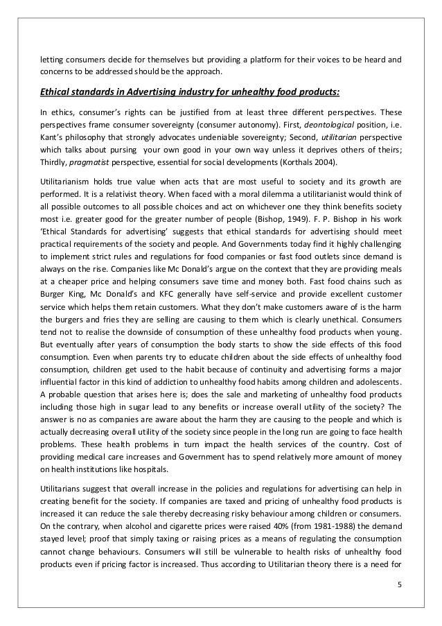 essay on business ethics