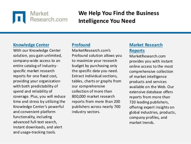 We Help You Find the Business Intelligence You Need Knowledge Center With our Knowledge Center solution, you gain unlimite...
