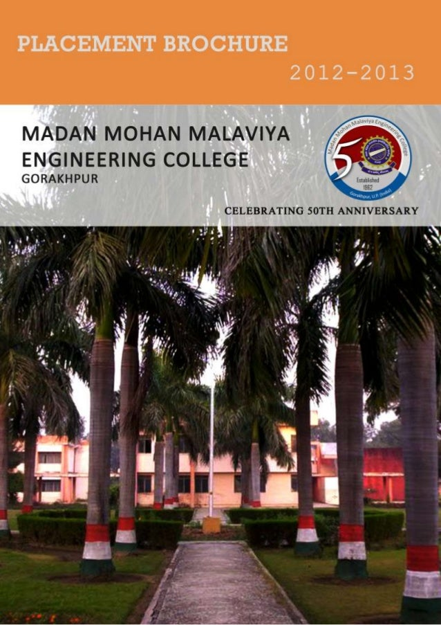 Celebrating 50 years of Excellence —-Madan Mohan Malaviya Engineering College 2