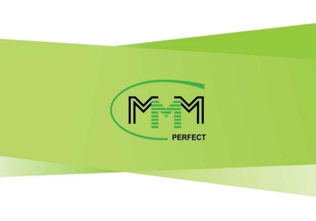 Slide Presentation MMM Perfect (English)