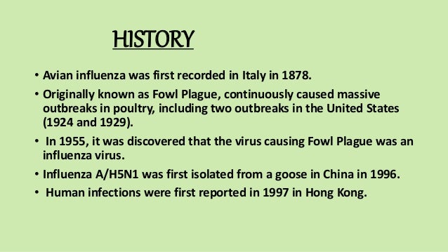 Who discovered the influenza virus