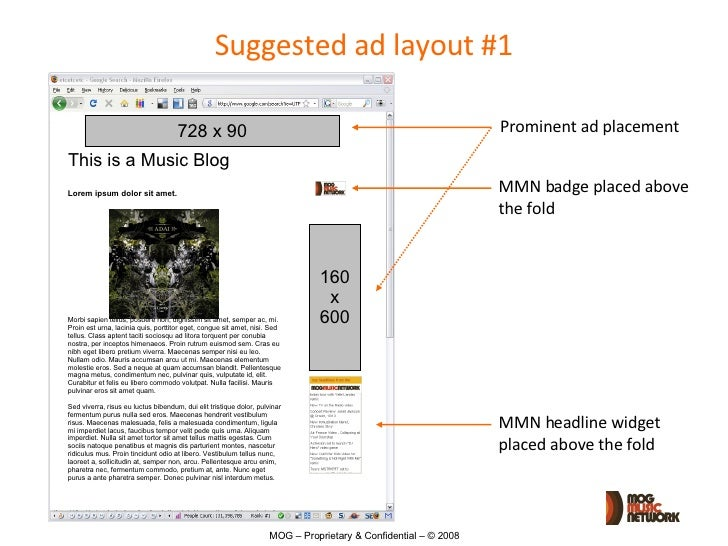 MMN Ad Placement Guidelines Slide 3