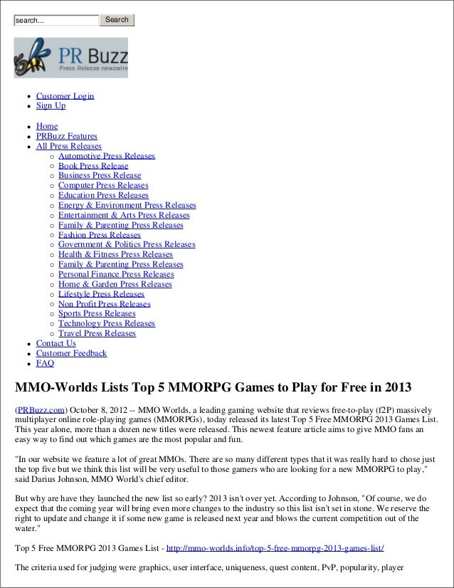  Customer Login  Sign Up  Home  PRBuzz Features  All Press Releases  Automotive Press Releases  Book Press Release ...