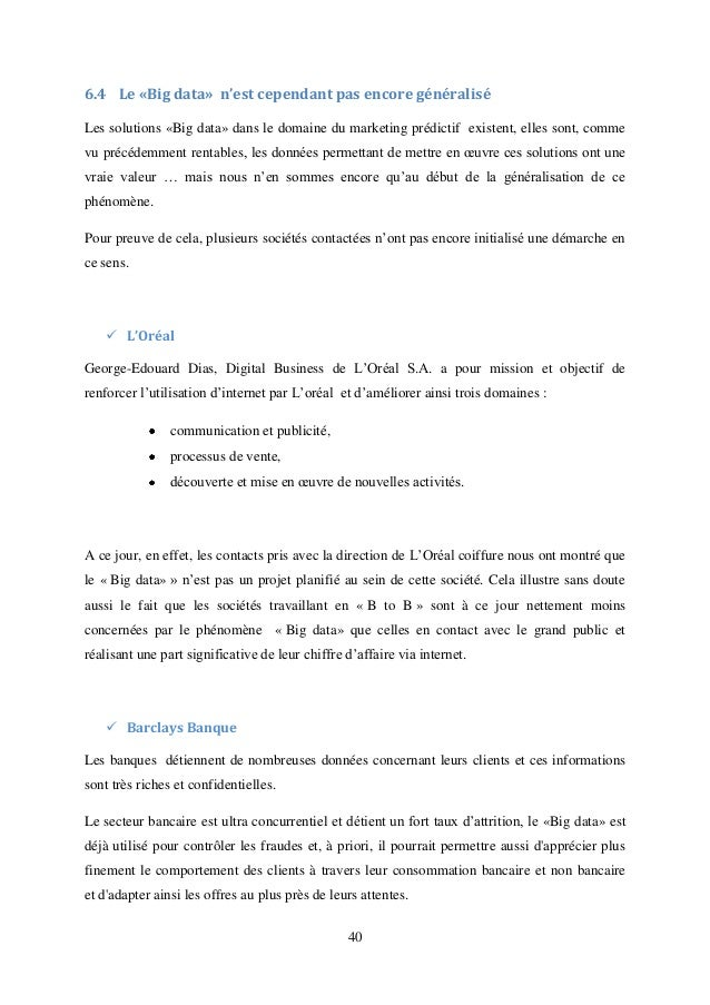 big data et marketing pdf