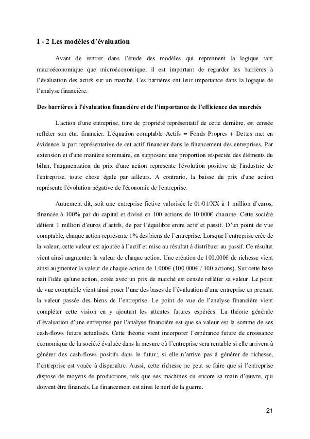 analyse technique et analyse fondamentale pdf