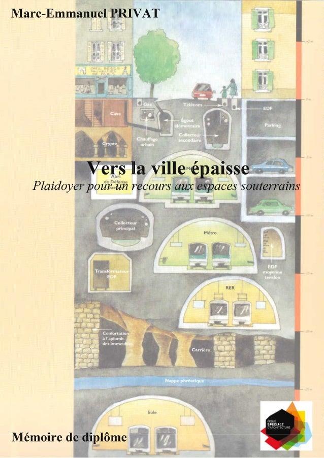 Illustration de couverture : Coupe du Paris souterrain, dessin de Jean-Michel Payet, in Clément(Alain) et Thomas (Gilles) ...