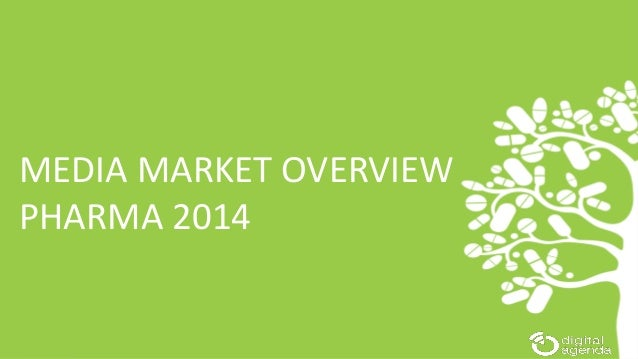 MEDIA MARKET OVERVIEW PHARMA 2014