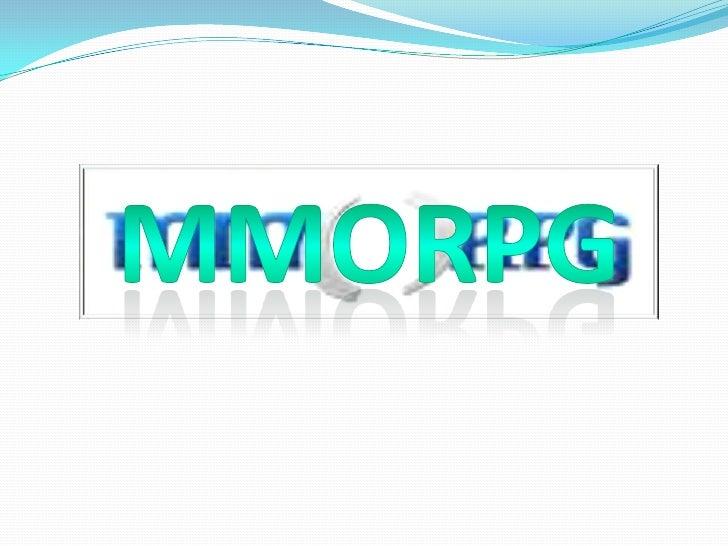 mmorpg<br />
