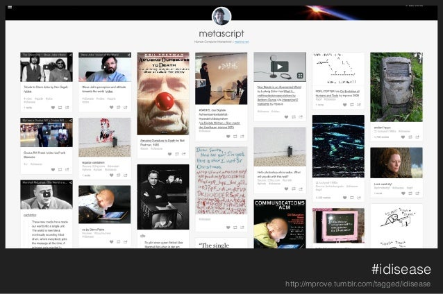 New Needs in an Augmented World – Ludwig Zeller https://vimeo.com/25769471
