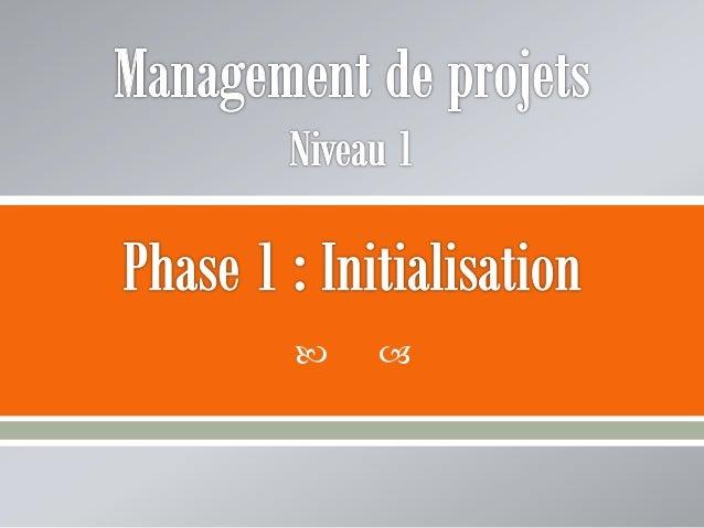 cours de management de projet pdf