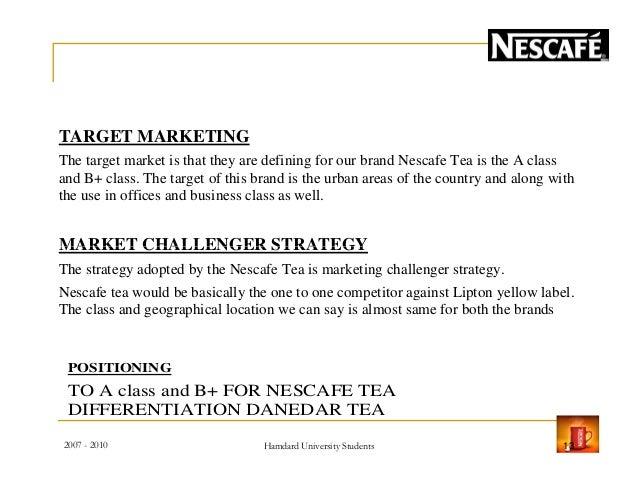 nestle marketing campaign
