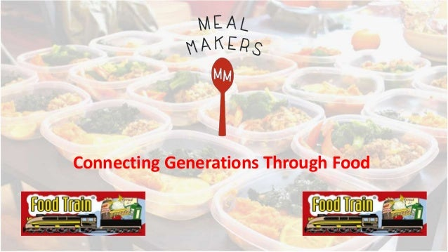 Connecting Generations Through Food