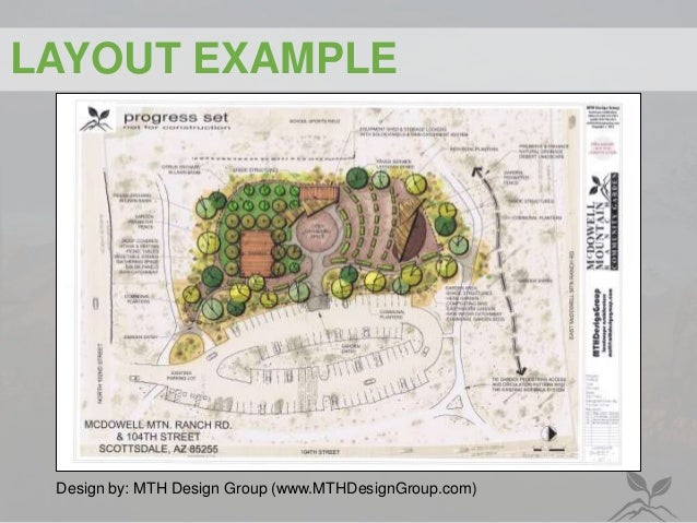 Mcdowell Mountain Community Garden Presentation