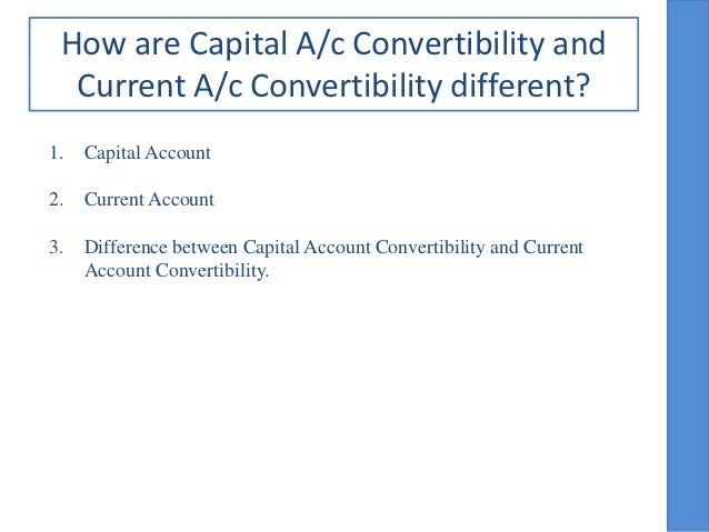 Advantages and Disadvantages of Capital Account Convertibility
