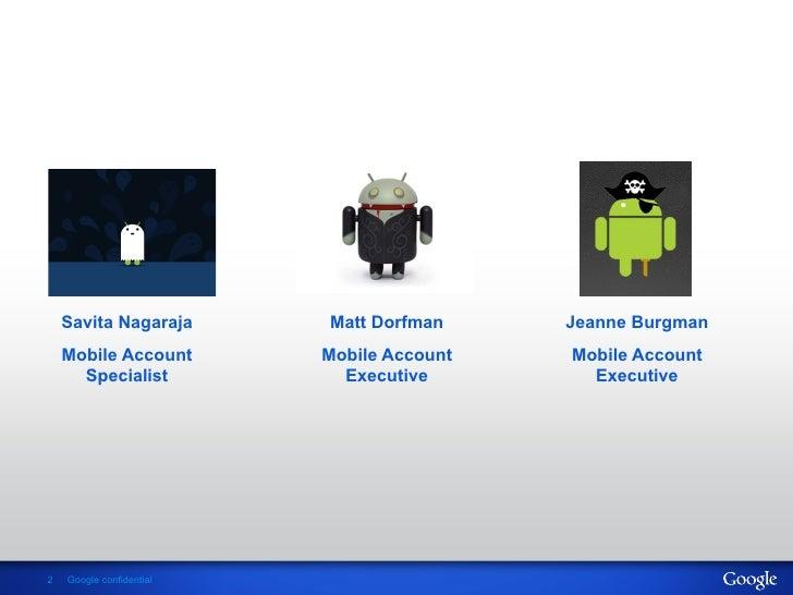 Google's Mobile Search Presentation from #MMSEM11 Slide 2