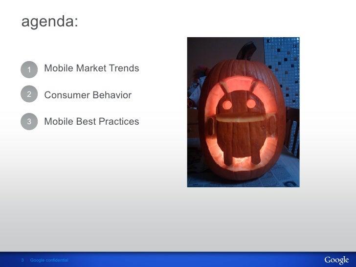 Google's Mobile Search Presentation from #MMSEM11 Slide 3