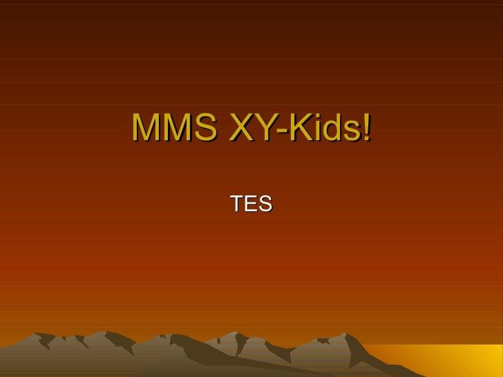 MMS XY-Kids! TES