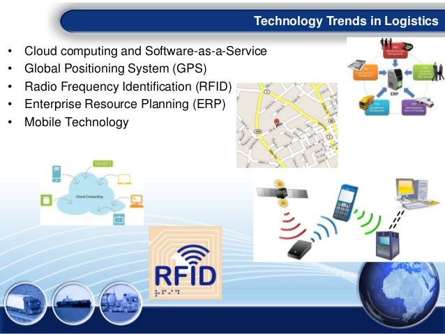 • Cloud computing and Software-as-a-Service • Global Positioning System (GPS) • Radio Frequency Identification (RFID) • En...