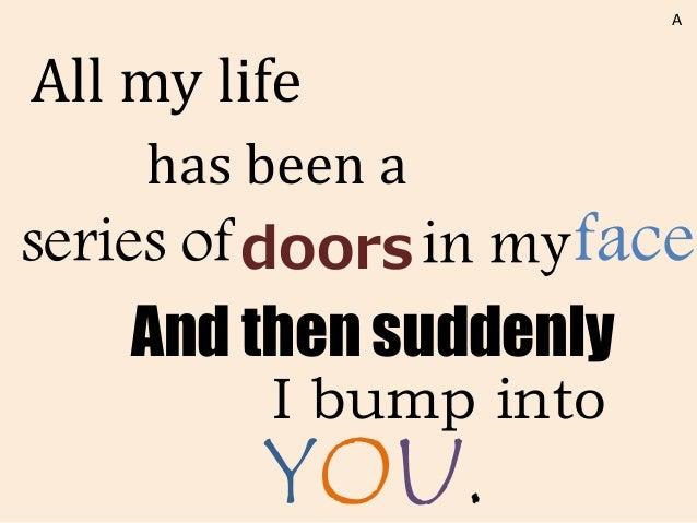 A; 4.  sc 1 st  SlideShare & Mmt love is an open door