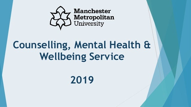 Counselling, Mental Health & Wellbeing Service 2019