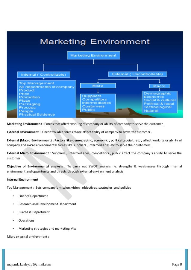 internal and external factors affecting foreign market management essay Businesses are affected by many factors, internal and external  international association for management of  external factors affecting a business.