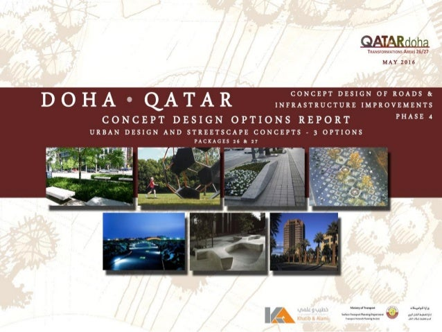 Draft concept design report urban design for Urban design concepts architecture