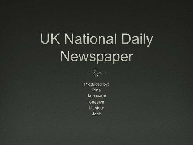 newspaper industry analysis