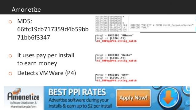 Malware's Most Wanted: How to tell BADware from adware