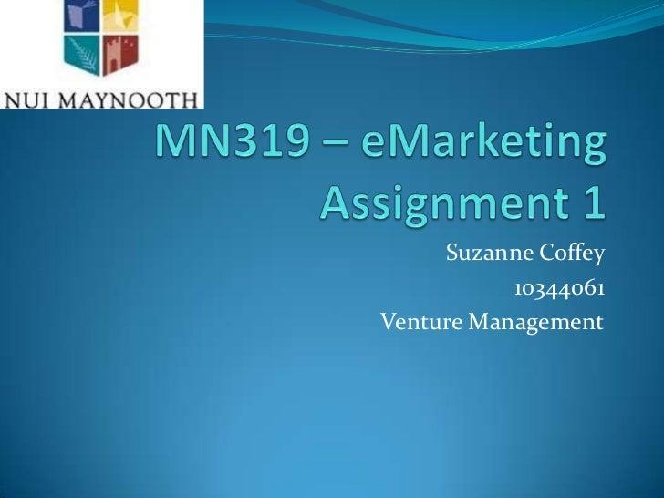 Suzanne Coffey           10344061Venture Management