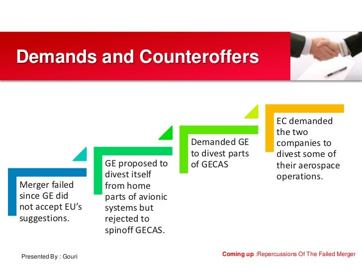 Demands and Counteroffers                                                                    EC demanded                  ...