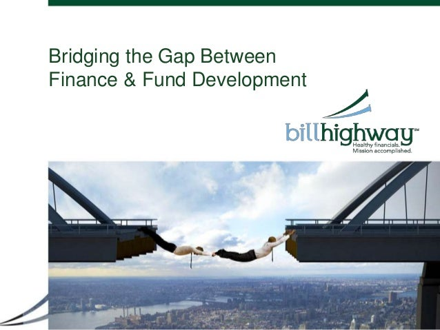 Bridging the Gap Between Finance & Fund Development
