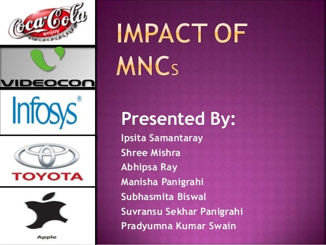 impact of mncs in developing countries