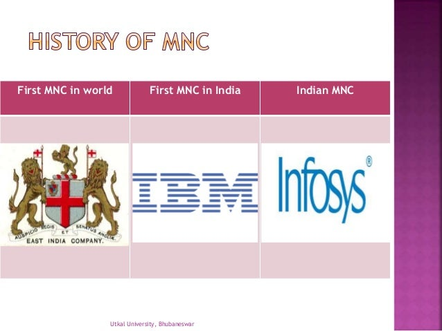 the first mnc in india The first step is to register a private limited company which is considered to be  the easiest and fastest way of entry in india for foreign nationals and also for.