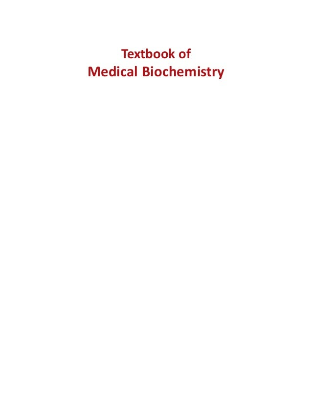 Chatterjee Biochemistry Pdf